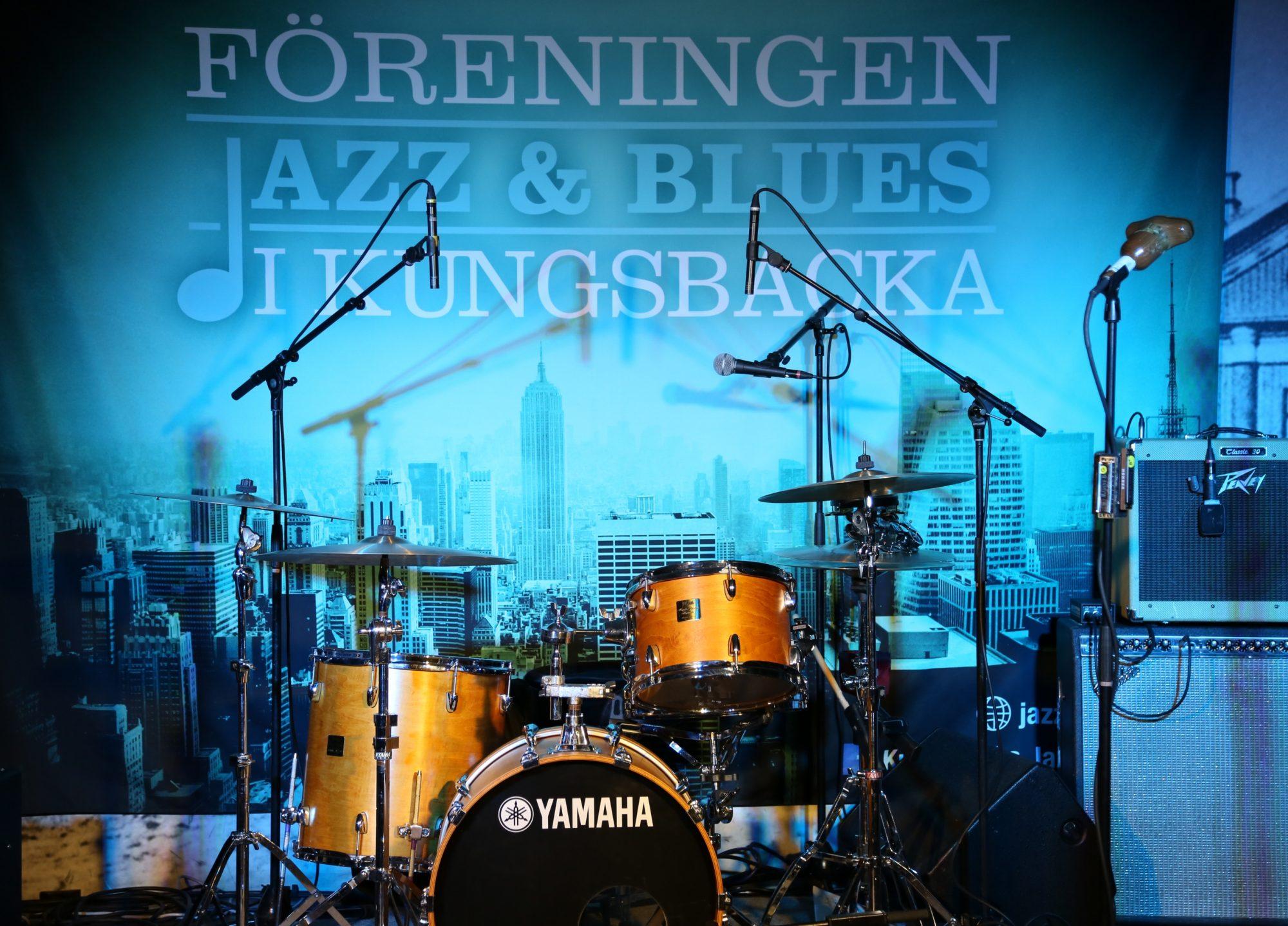 Föreningen Jazz & Blues i Kungsbacka